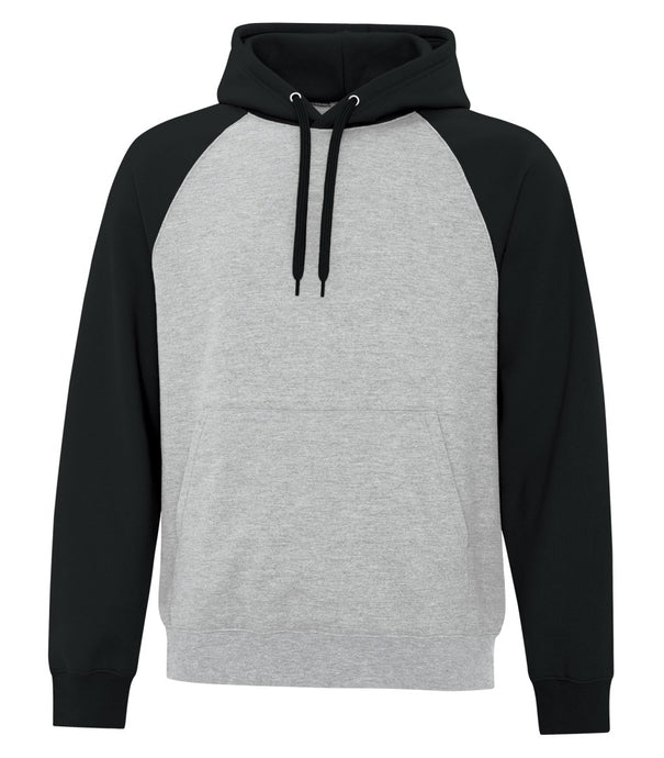 ATC™ EVERYDAY FLEECE TWO TONE HOODED SWEATSHIRT. ATCF2550