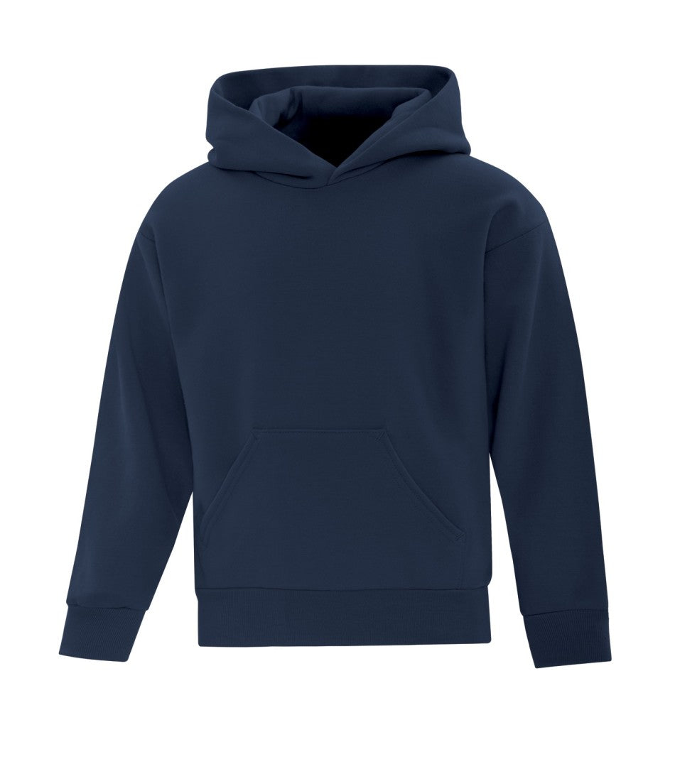 ATC™ EVERYDAY FLEECE HOODED YOUTH SWEATSHIRT. ATCY2500