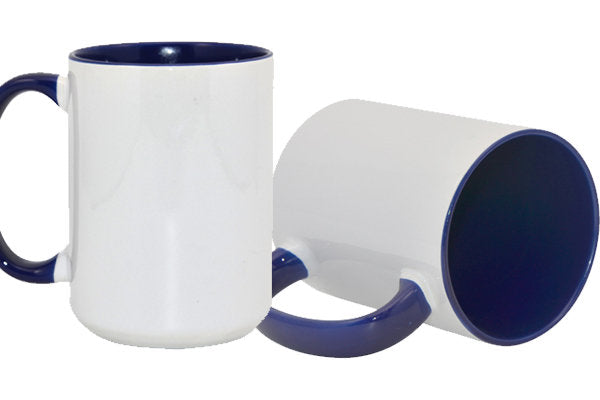 Two Tone Sublimation Coffee Mug