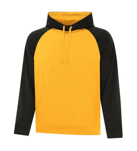 Hoodies - ATC™ GAME DAY™ FLEECE TWO TONE HOODED SWEATSHIRT. F2037