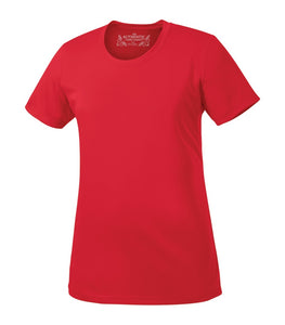 T-shirts ATC™ PRO TEAM SHORT SLEEVE LADIES' TEE. L350