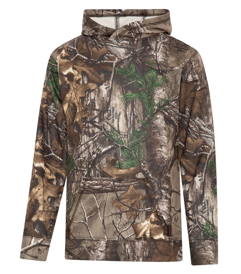 Hoodies - ATC™ REALTREE® TECH FLEECE HOODED YOUTH SWEATSHIRT. Y2034