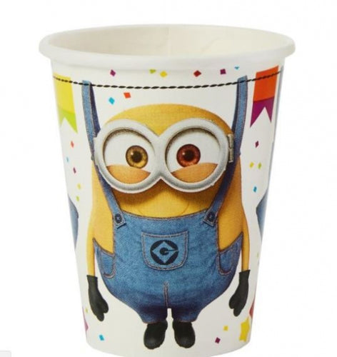 Despicable Me Cups 266ml