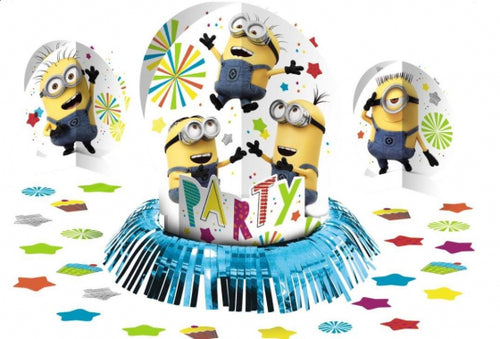 Despicable Me Table Decorations Kit