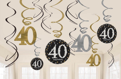 Sparkling Celebration 40 Swirl Value Pack
