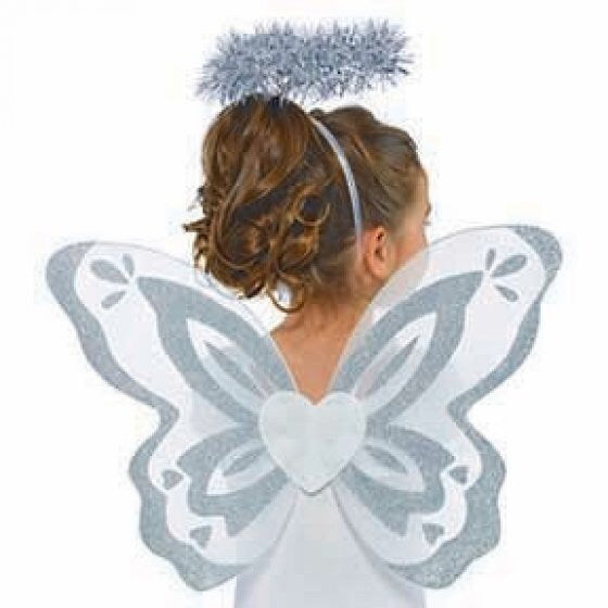 Angel Accessory Kit White
