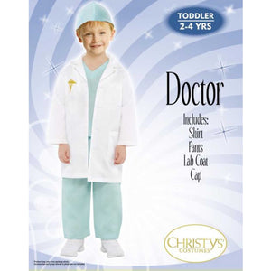 Costume Doctor 2-4yrs