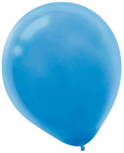 Latex Balloon Powder Blue