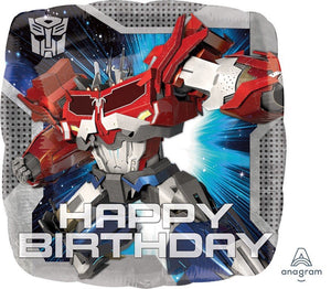 *Transformers Animated Happy Birthday