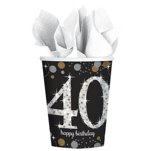 Sparkling Celebration 40 266ml Cups
