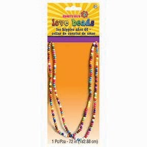 Festival Love Beads Necklace