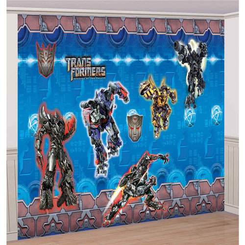 *Transformers Giant Decorations Kit