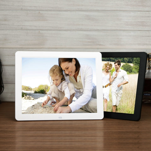 12 Inch Digital Photo Frame HD – Trendy Retail Therapy