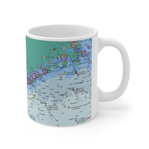 Port Saint Joe Mug 11oz