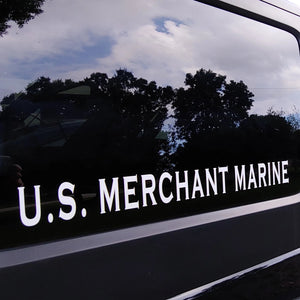 U.S. Merchant Marine Decal