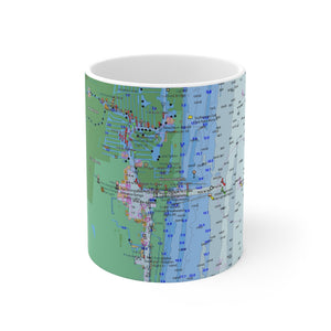 Fort Lauderdale Mug 11oz