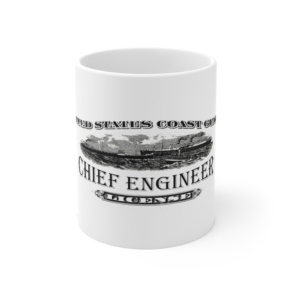 Chief's  Coffee Cup