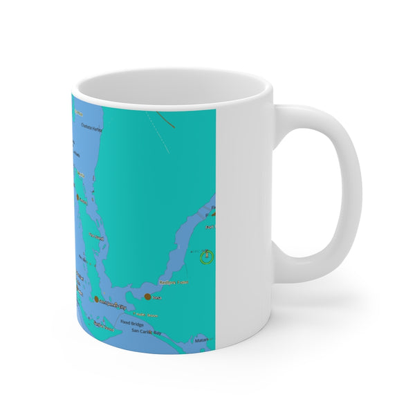 Sanibel Captiva Mug 11oz