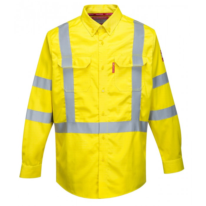 Portwest FR95 Hi-Vis Shirt