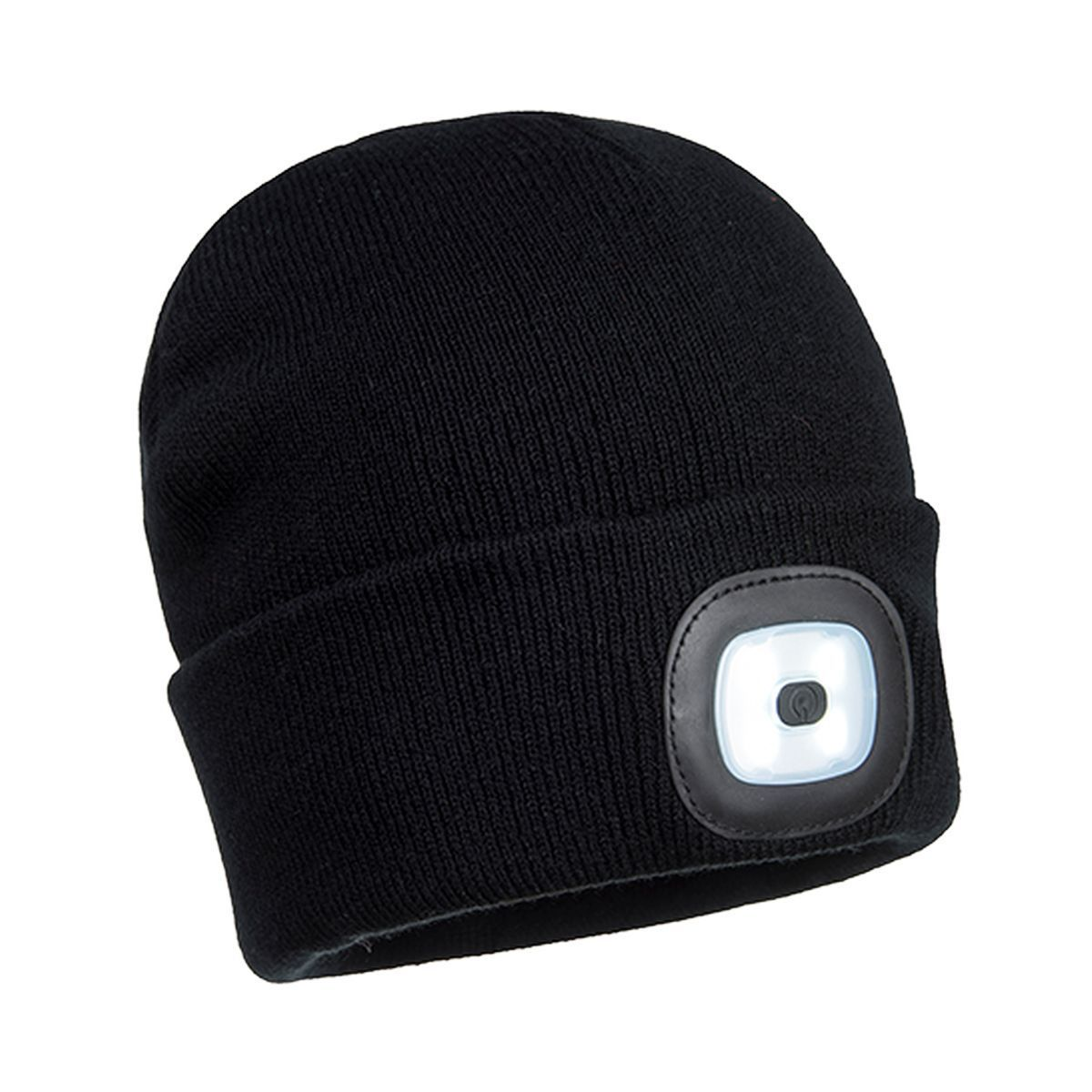 B029 USB Rechargeable LED Beanie – Portwest