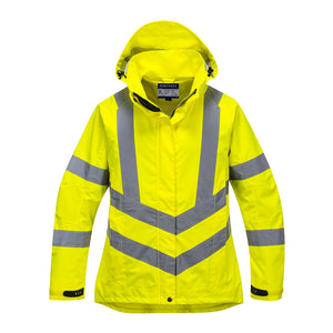 Portwest LW70 Ladies Hi-Vis Breathable Jacket