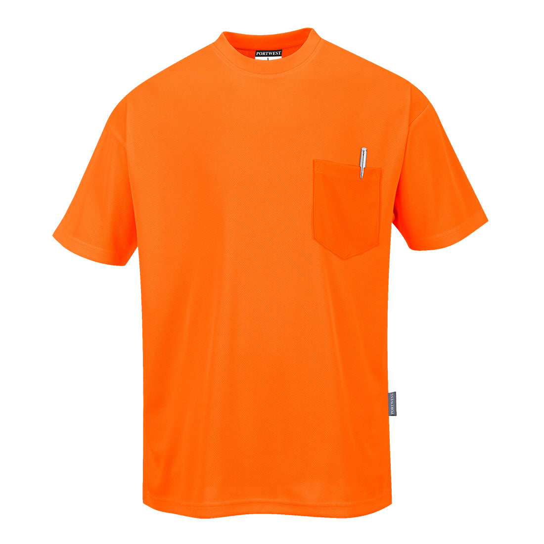 Portwest S578 Non ANSI Pocket Short Sleeve T-Shirt