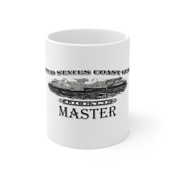 Captains Coffee Mug