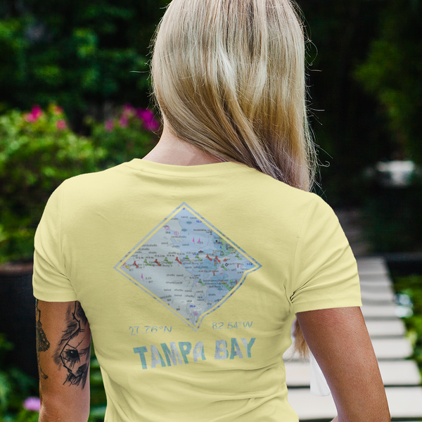 Tampa Bay Tee Deep Sea Dreams