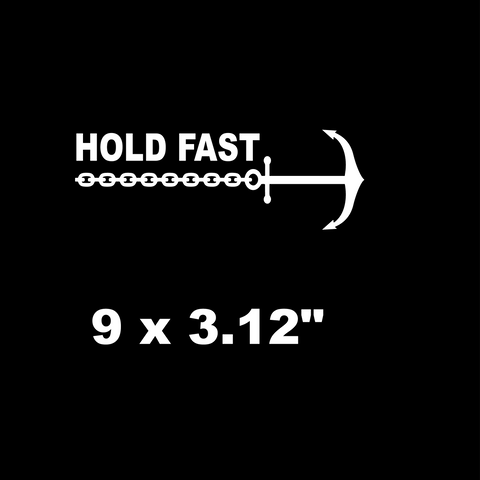 Hold Fast *