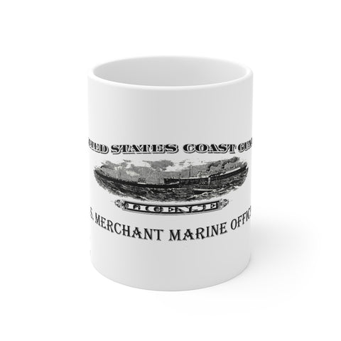 Marine Officer Mug