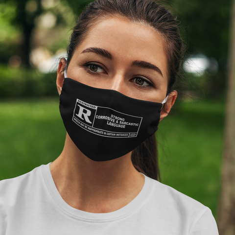 Rated R Mask