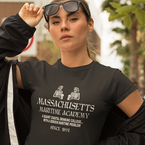 Mass Drinking School T-Shirt