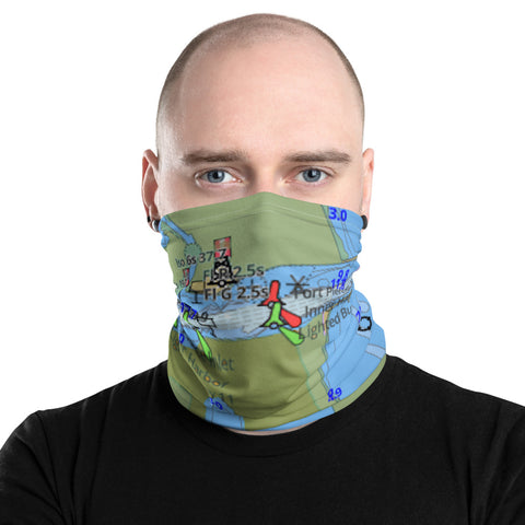 Fort Pierce Neck Gaiter