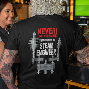 Old Steam Engineer