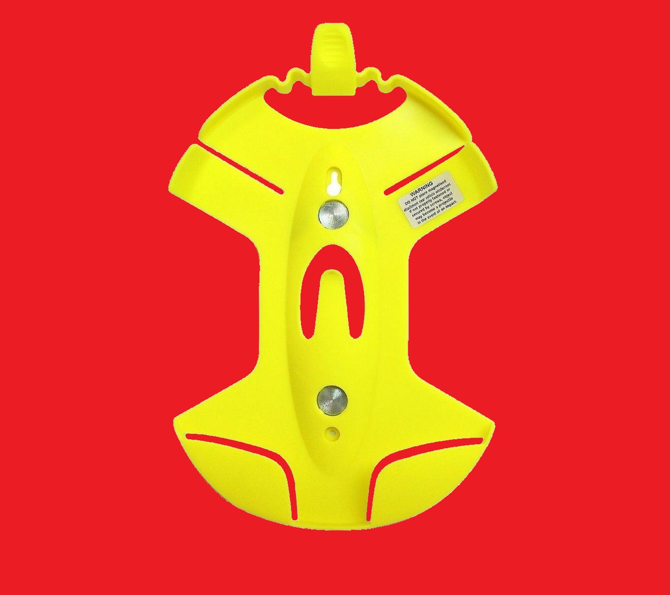 Portwest PA10 Helmet Holder, Yellow