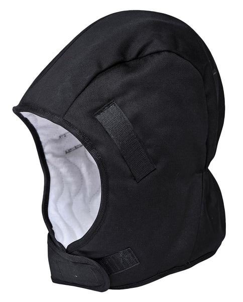Portwest PA58 Helmet Winter Liner with Hook and Loop Straps