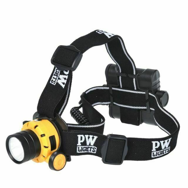 Portwest Ultra Power Head Light PA64