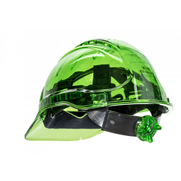 PV60 Portwest Peak View Ratchet Hard Hat - Vented