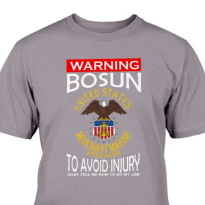 3 XL Bosun Warning
