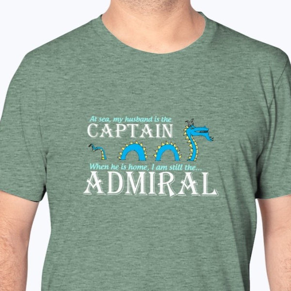 I am the Admiral