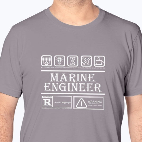 ICON Marine Engineer