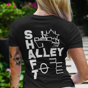 Shaft Alley w/ Ship and plimsol T-Shirt