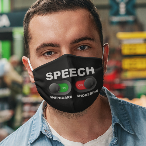 Speech Mask
