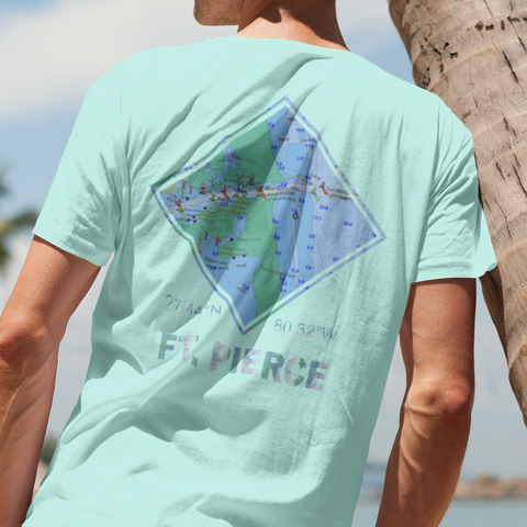 Fort Pierce Tee Deep Sea Dreams