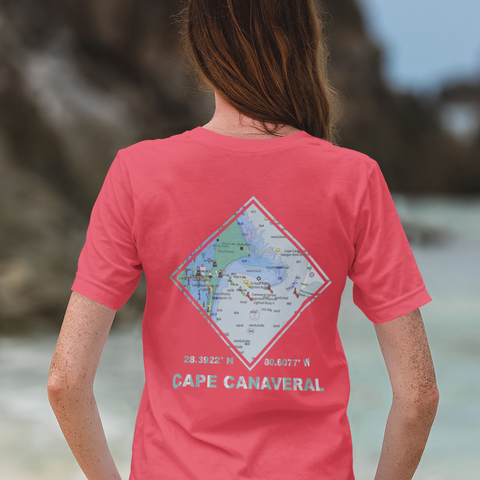 Cape Canaveral Tee