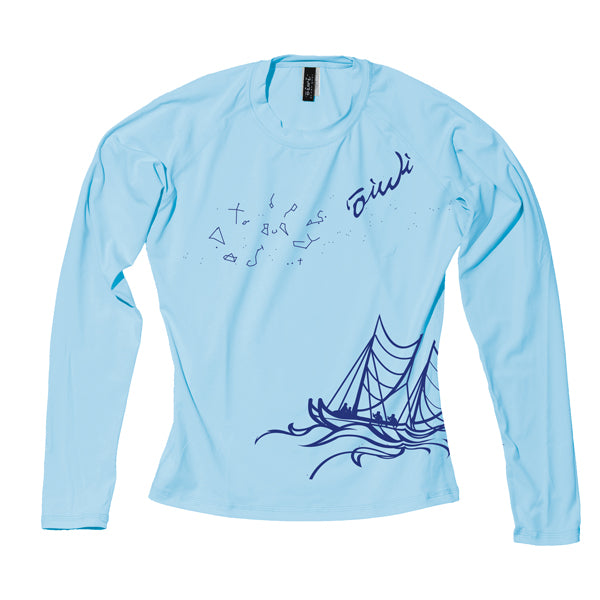 Navigation Wahine Long Sleeve UPF 50+ Shirt