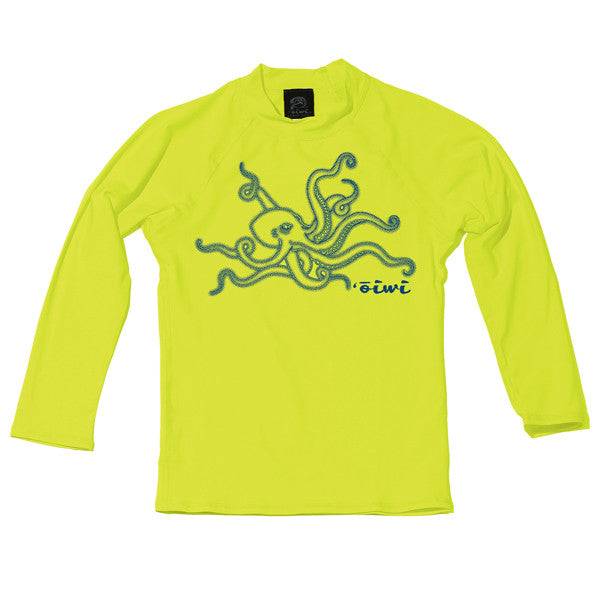 He`e Toddler Long Sleeve UPF 50+ Shirt