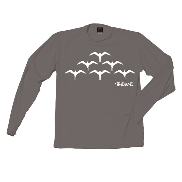 Iwa Birds Long Sleeve UPF 50+ Shirt