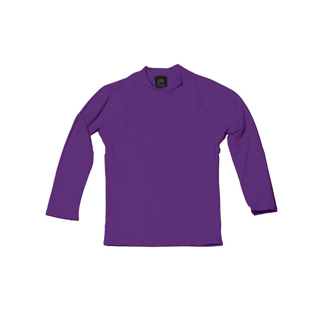 BABY UPF 50+ Shirt in BRIGHT PURPLE - 'Ōiwi