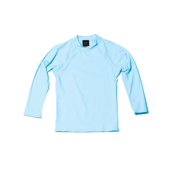 BABY UPF 50+ Shirt in LIGHT BLUE - Oiwi